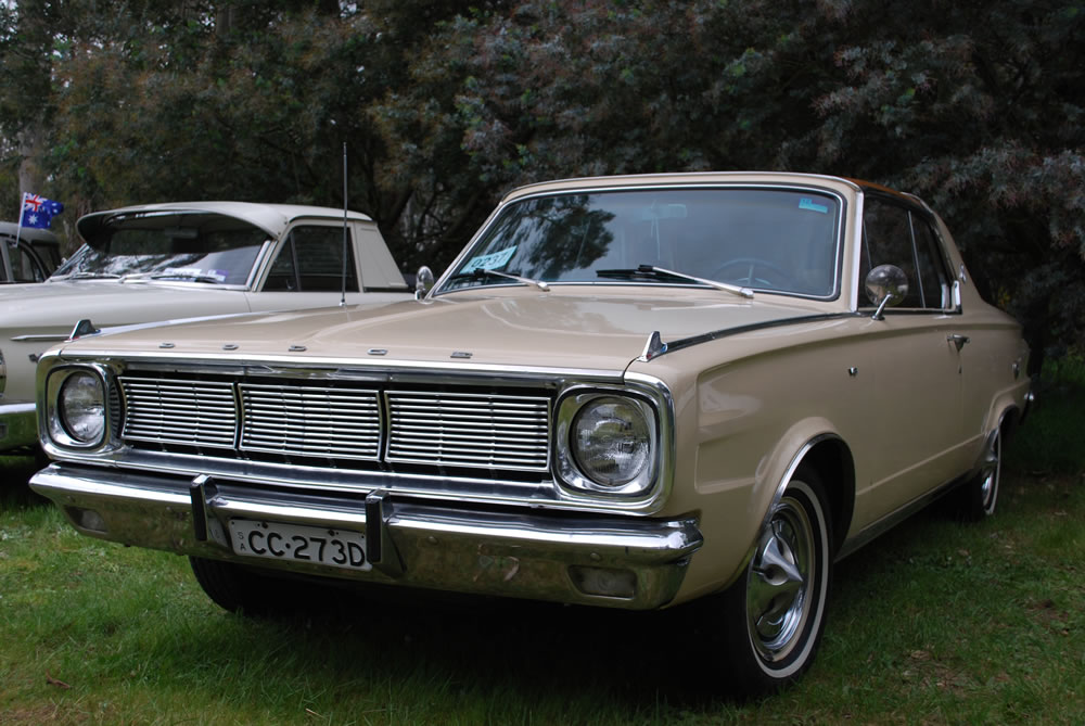1966 Dodge Dart Coupe