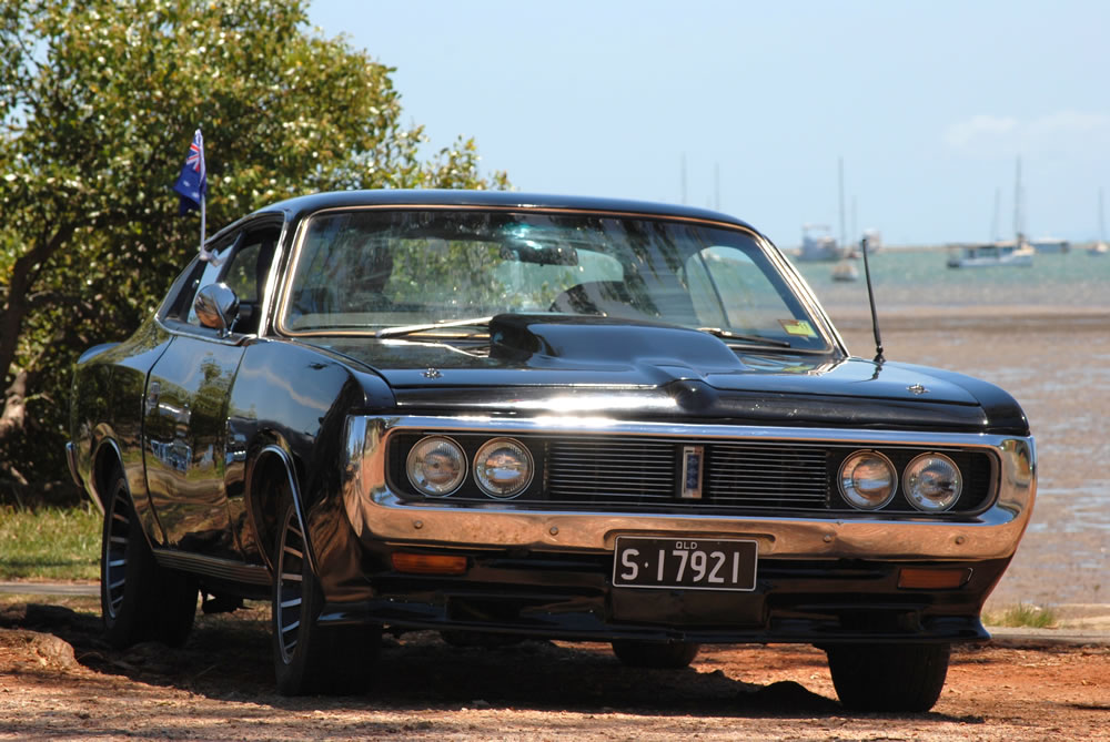 Vj Valiant Charger